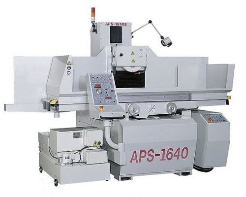 Surface and Cylindrical Grinding