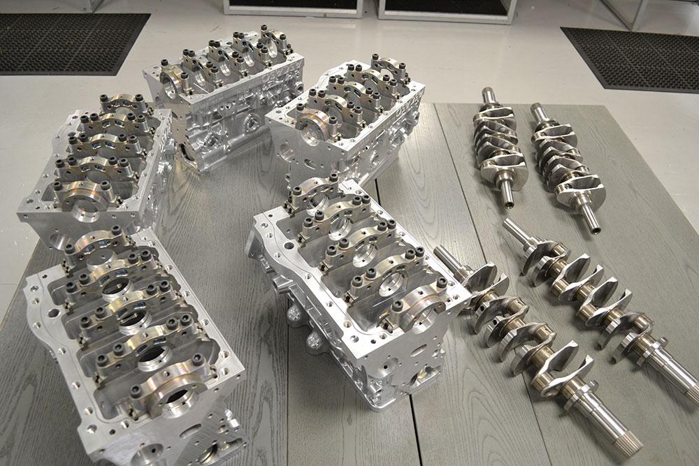 Aluminium Engine Blocks