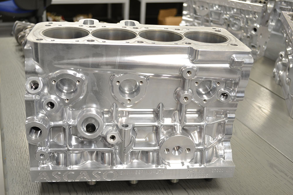 A+5 Engine Block