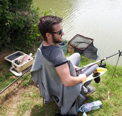David-fishing