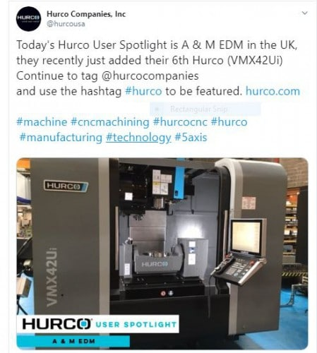 hurco-tweet-500
