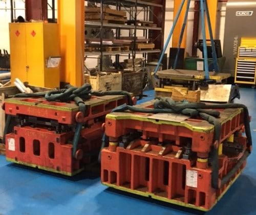 large tool 2 500 Speedfix repair of medium sized tooling